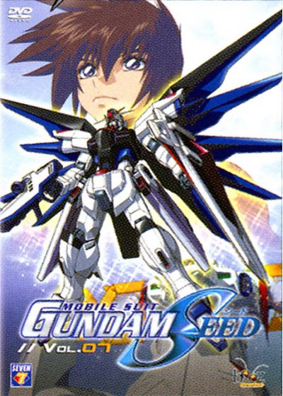 Mobile Suit Gundam Seed - Vol. 7 - DVD