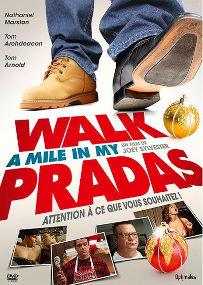 Walk a Mile in My Pradas - DVD