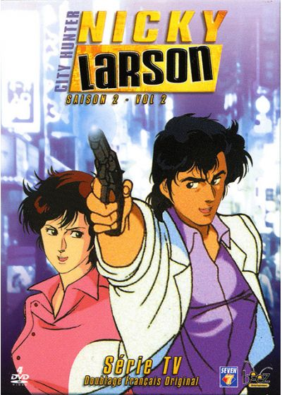 Nicky Larson - Saison 2 - Vol. 2 - DVD