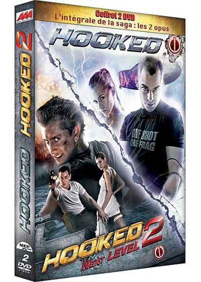 Hooked + Hooked 2 - Next Level (Pack) - DVD
