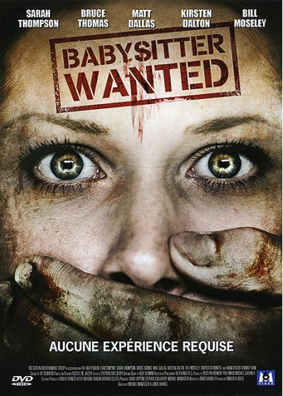 Babysitter Wanted - DVD