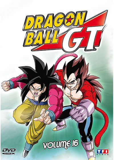 Dragon Ball GT - Volume 16 - DVD