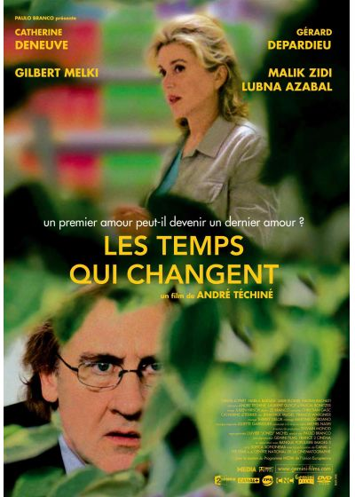 Les Temps qui changent - DVD