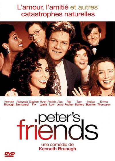 Peter's Friends - DVD