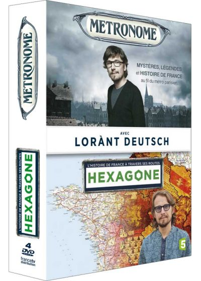 Hexagone + Metronome (Pack) - DVD