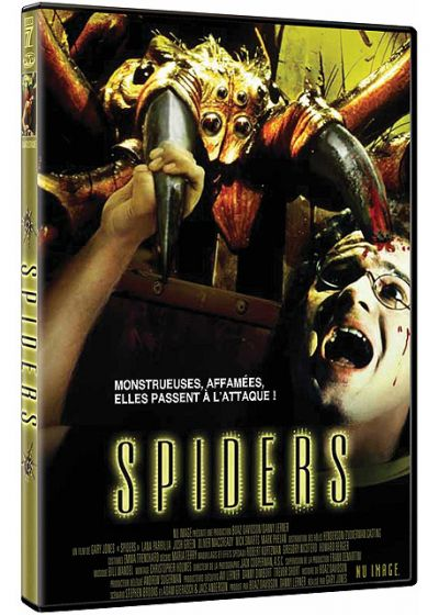 Spiders - DVD
