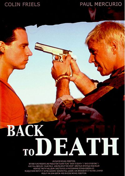 Back to Death - DVD