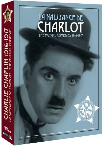 La Naissance de Charlot - The Mutual Comedies - 1916-1917 - DVD