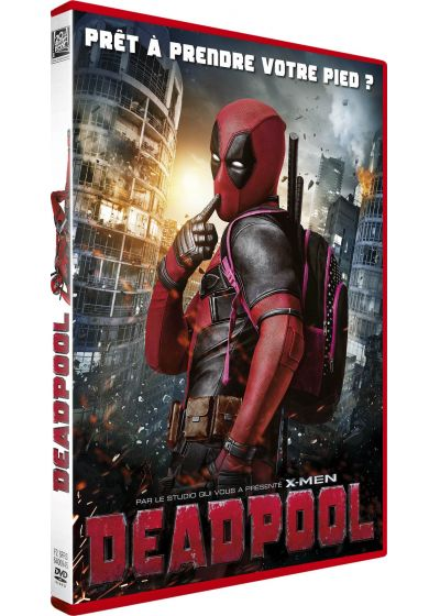 Deadpool (DVD + Digital HD) - DVD