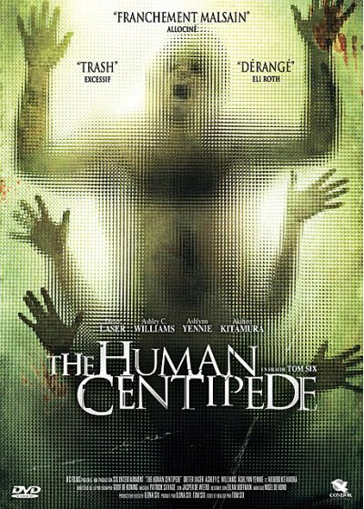 The Human Centipede - DVD