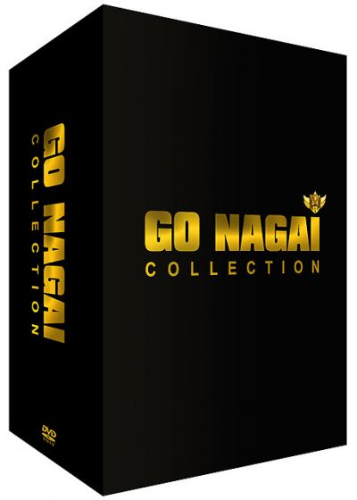 Gô Nagai Collection : CB Chara Gô Nagai World + Shin Getter Robo vs. Neo Getter Robo + Mazinkaiser + Mazinkaiser Death ! + Demon Prince Enma - DVD