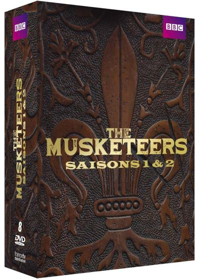 The Musketeers - Saisons 1 & 2 - DVD