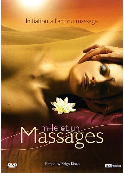 Mille et un massages (Édition Collector) - DVD
