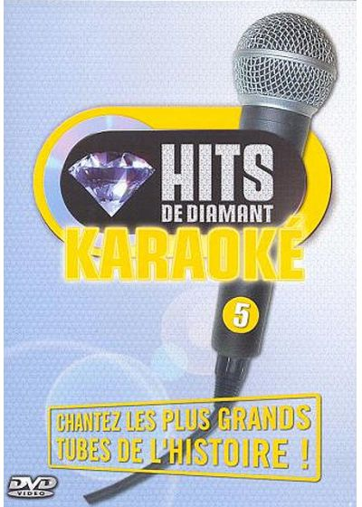 Hits de diamant karaoké - Vol. 5 - DVD
