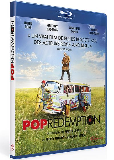 Pop Redemption - Blu-ray