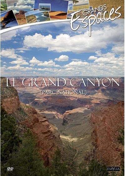 Grands espaces : Le Grand Canyon (Parc national) - DVD
