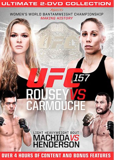UFC 157 : Rousey vs. Carmouche - DVD