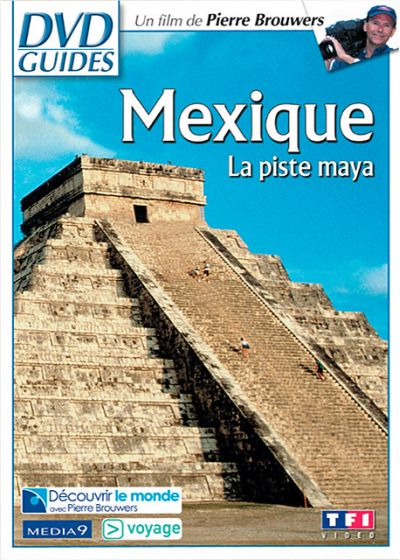 Mexique - La piste Maya - DVD
