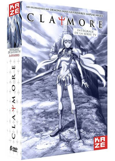 Claymore - Intégrale - DVD