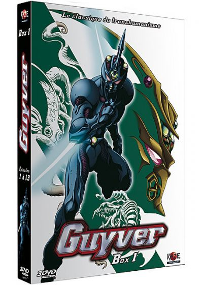 Guyver - Box 1/2 - DVD