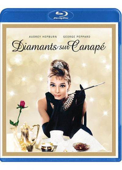 Diamants sur canapé - Blu-ray