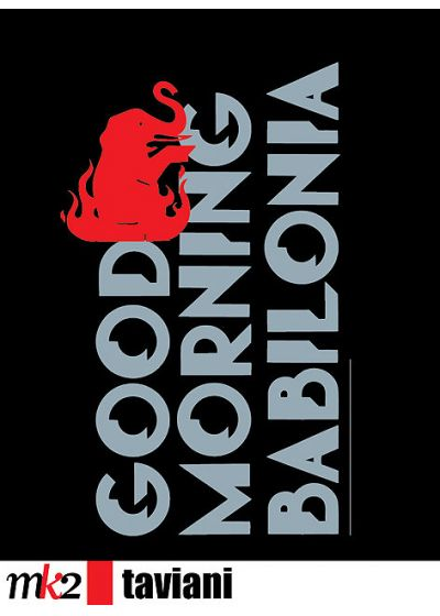 Good morning Babilonia - DVD