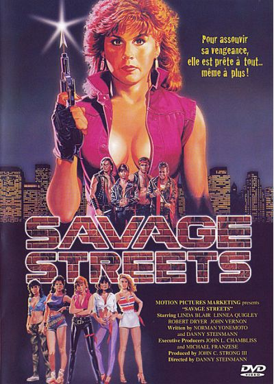 Savage Streets (Édition Collector Limitée) - DVD