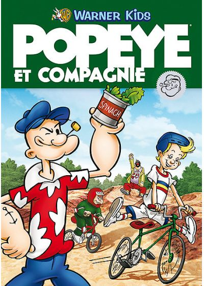 Popeye & compagnie - DVD