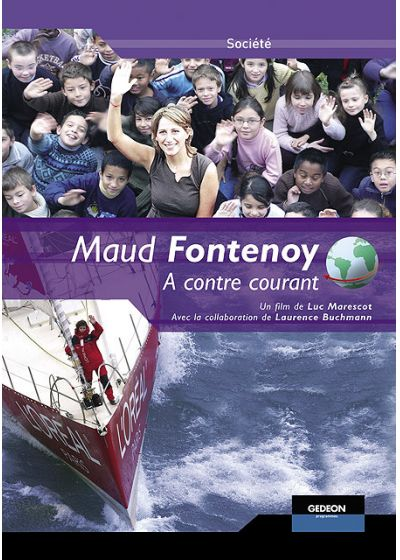 Maud Fontenoy - A contre courant - DVD