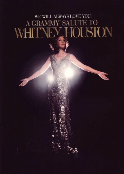 Whitney Houston : We Will Always Love You - A Grammy Salute to Whitney Houston - DVD