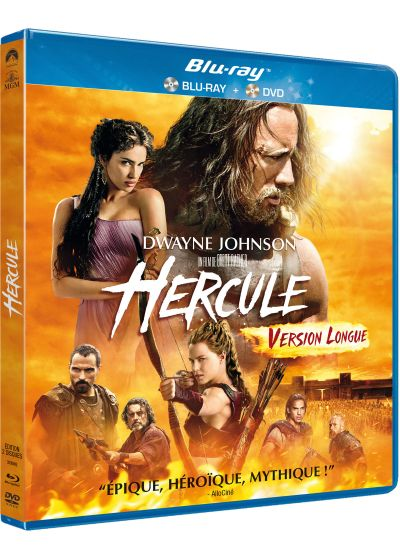 Hercule (Version longue - Blu-ray + DVD) - Blu-ray