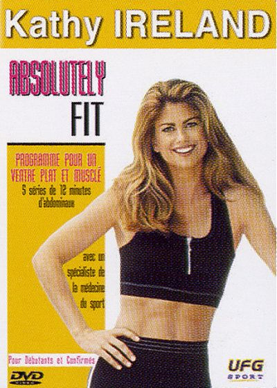 Kathy Ireland - Total Fitness + Absolutely Fit - DVD