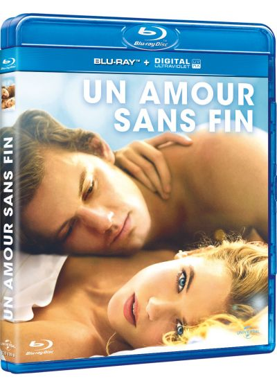 Un amour sans fin (Blu-ray + Copie digitale) - Blu-ray
