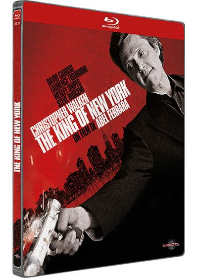 The King of New York (Édition Limitée boîtier SteelBook) - Blu-ray