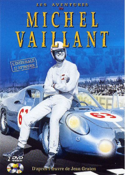 Michel Vaillant - DVD