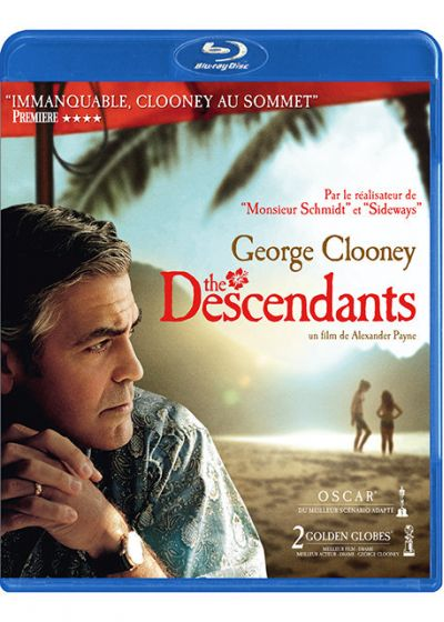 The Descendants (Combo Blu-ray + DVD) - Blu-ray