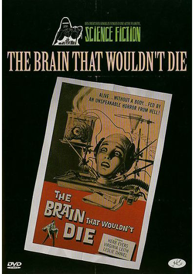 The Brain That Wouldn't Die - DVD