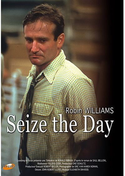 Seize the Day - DVD