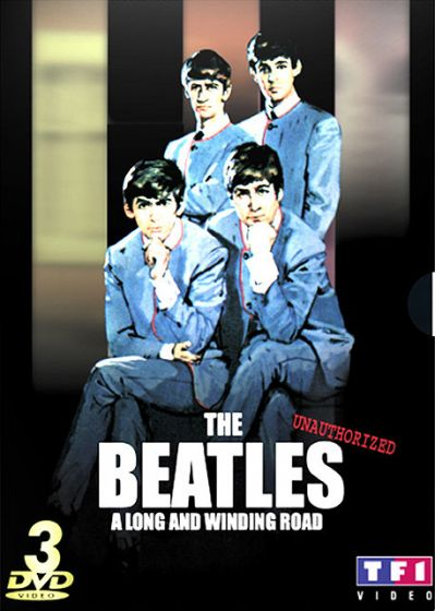 The Beatles - A Long and Winding Road (Édition Collector) - DVD
