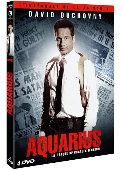 Aquarius - Saison 1 - DVD