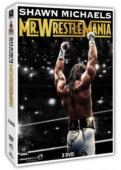 Shawn Michaels, Mr. Wrestlemania - DVD