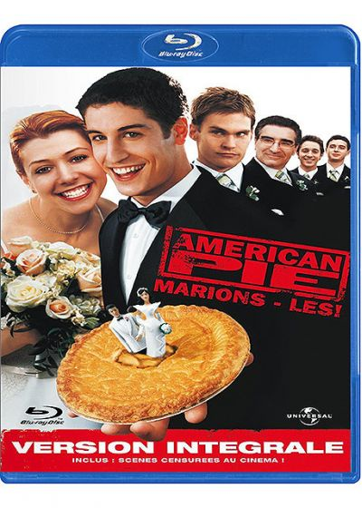 American Pie, marions-les ! - Blu-ray
