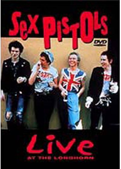 Sex Pistols - Live at the Longhorn - DVD