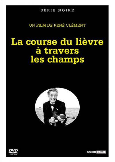 La Course du lièvre à travers les champs - DVD
