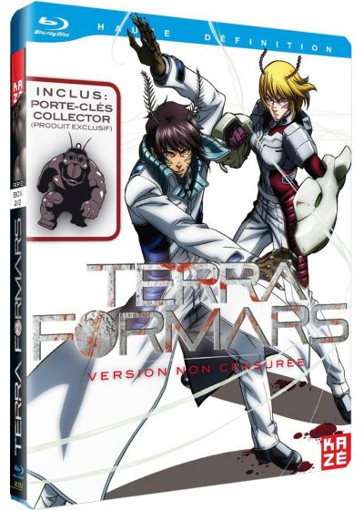 Terra Formars - Box 2/2 (Non censuré) - Blu-ray