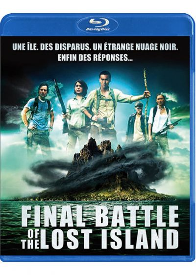 Final Battle of the Lost Island - Blu-ray
