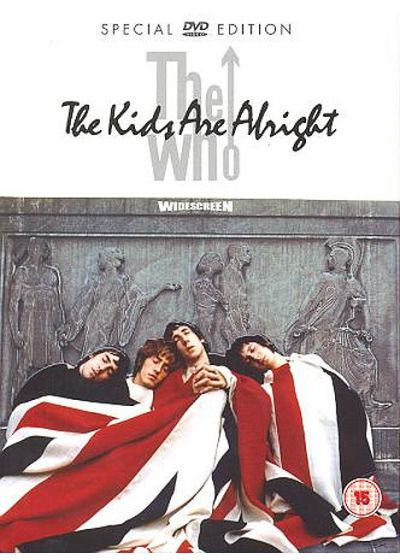 The Who : The Kids Are Alright (Director's Cut) - DVD