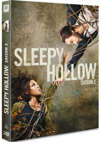 Sleepy Hollow - Saison 2 - DVD