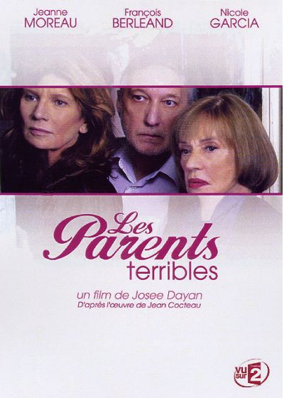 Les Parents terribles - DVD