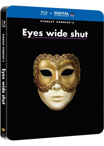 Eyes Wide Shut (Blu-ray + Copie digitale - Édition boîtier SteelBook) - Blu-ray